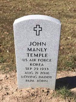 John Manly Temple