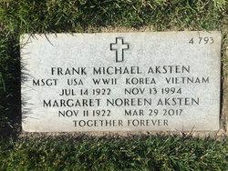 Frank Michael Aksten