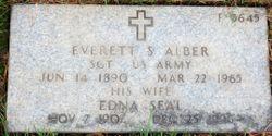 Edna V. <I>Faulk</I> Alber