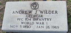 Andrew J Wilder