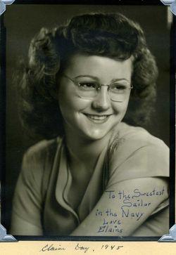 Lois Elaine <I>Day</I> Rogerson