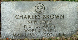 Charles E. Brown