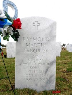 Raymond Martin Tabor Sr.