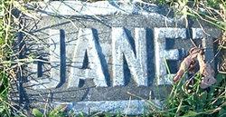 "Jenette ""Janet"" <I>Peck</I> Chaufty"
