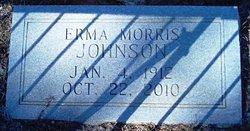 Erma Nell <I>Morris</I> Johnson