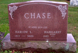 Margaret Rose <I>Rudd</I> Chase