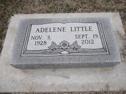 Adelene <I>Little</I> Calcote