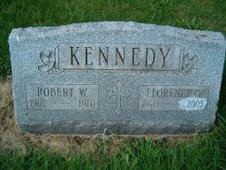 Florence <I>Oliphant</I> Kennedy