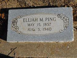 Elijah Martin Ping
