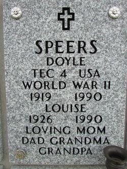 Louise Speers