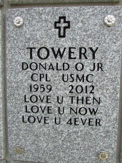 Donald Orval Towery, Jr