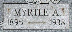 Myrtle Almira <I>Bush</I> Layton