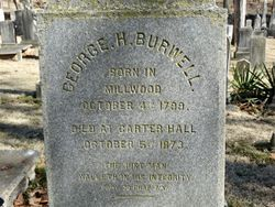 George Harrison Burwell