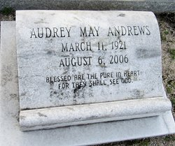 Audrey May Andrews