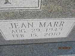 Jean <I>Marr</I> Bailey