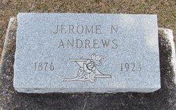 Jerome W Andrews