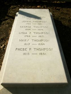 Phebe P. Thompson