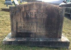 Mary E. <I>Magill</I> Krepps