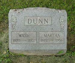 """Washington Lincoln """"Wash"""" Dunn"""