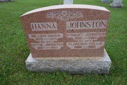 Nettie <I>Johnston</I> Hanna