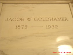 Jacob W Goldhamer