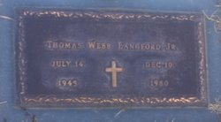 Thomas Webb Langford, Jr