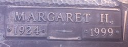 Margaret <I>Hartman</I> Lohr