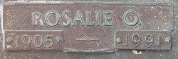 Rosalie <I>Oglesby</I> Swaggerty