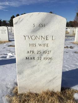 Yvonne Louise <I>George</I> Aldridge