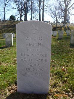 Al Johnson G Smith