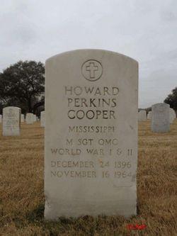 Howard Perkins Cooper