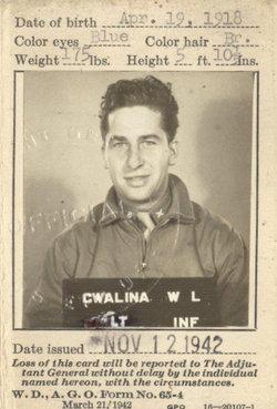 William L Cwalina