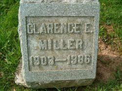Clarence E Miller