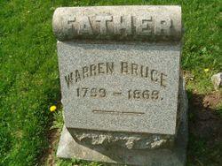 Warren Bruce