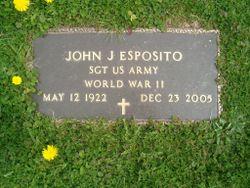 John J Esposito