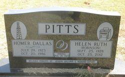 Helen Ruth <I>Robinson</I> Pitts