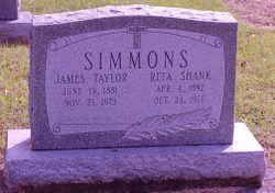James Taylor Simmons