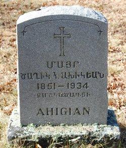 Zahiag Ahigian