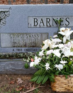 George Swann Barnes