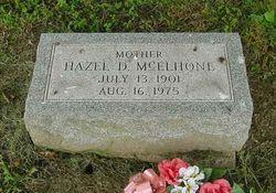 Hazel Mae <I>Dunn</I> McElhone