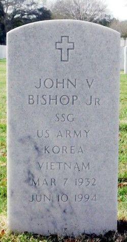 John V Bishop, Jr