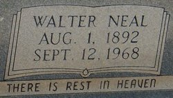 Walter Neal Fryer