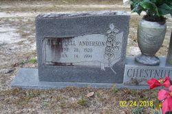 Letha Bell <I>Anderson</I> Chestnut
