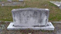 Blythe <I>McQuowin</I> McKee