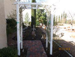 Grace Episcopal Church Rose Garden
