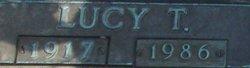 Lucy Louise <I>Talbert</I> Yost