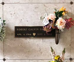Robert Calvin Bagwell