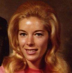 """Cynthia Elizabeth """"Cindy"""" <I>Hack</I> James"""