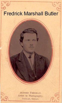 Frederick Marshall Butler