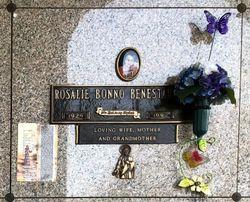 Rosalie <I>Bonno</I> Benestante